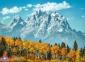 500 ел. High Quality Collection - Осінь у Національному парку Гранд-Тетон, США / Clementoni 0