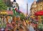 1000 ел. High Quality Collection - Девід Маклін. Квіти Парижу / Clementoni 0