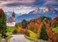 2000 эл. - Осень в Баварских Альпах / Castorland 0