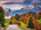 2000 ел. - Осінь в Баварських Альпах / Castorland 0