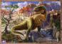 4 в 1 (35,48,54,70) эл. – Динозавры / Trefl 4