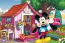 60 ел. – Міккі і Мінні в саду / Disney Standard Characters / Trefl 0