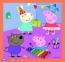 3 в 1 (20,36,50) эл. - Изобретательная Свинка Пеппа / Peppa Pig / Trefl 3