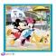 3 в 1 (20,36,50) ел. - Мишка Міккі з друзями / Disney Standard Characters / Trefl 2