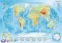 1000 эл. - Физическая карта мира / Trefl 0
