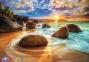 1000 ел. - Пляж Самудра, Керала, Індія / Trefl 0