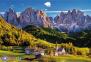 1500 ел. - Долина Валь ді Фунес, Доломітові Альпи, Італія / Getty Images_L / Trefl 0