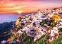 1000 эл. - Закат над Санторини, Греция / Trefl 0