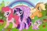 60 ел. - Мої Маленькі Поні. Веселкова дружба / Hasbro, My Little Pony / Trefl 0