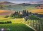 1000 ел. High Quality Collection - Тоскана, Італія / Clementoni 0