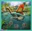 3 в 1 (20,36,50) ел. - Незвичний світ динозаврів / Trefl 3