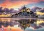 1000 ел. High Quality Collection - Магічний Мон-Сен-Мішель, Нормандія, Франція / Clementoni 0