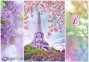 1000 эл. Romantic - Весна в Париже / Trefl 0
