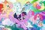 100 эл. - Мои маленькие Пони. Радужная страна / Hasbro, My Littel Pony / Trefl 0