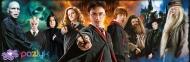 1000 ел. Panorama - Гаррі Поттер / Warner Bros. Entertainment Inc / Clementoni 0