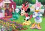 160 эл. -  Минни и Дейзи. Поливание цветов / Disney Minnie / Trefl 0