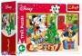 54 ел. Міні - Різдво з Мишкою Міккі / Disney Standard Characters / Trefl 2