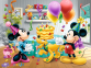 30 эл. – Микки – маус и его друзья. Торт на день рождения / Disney Standard Characters / Trefl 0