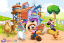 160 ел. - Мишка Мікі - фермер / Disney Standard Characters / Trefl 0
