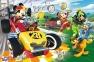 60 эл. - Мышка Микки - гонщик. Рейд с друзьями / Disney Standard Characters / Trefl 0