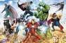 160 ел. - Месники. Готові врятувати світ / Disney Marvel The Avengers / Trefl 0
