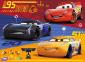 30 эл. - Тачки перед гонкой / Disney Cars 3 / Trefl 0