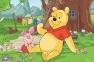 54 ел. Міні - Вінні Пух. Літо у лісі / Disney Winnie the Pooh / Trefl 4