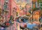6000 эл. High Quality Collection - Доминик Дэвисон. Закат в Венеции / MGL / Clementoni 0