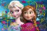 100 эл. - Холодное сердце. Анна и Эльза / Disney Frozen / Trefl 0