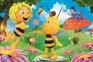 60 ел. - Квітка для Бджілки Майї / Studio 100 Maya the Bee / Trefl 0