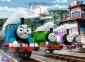 30 эл. - Гонки на путях / Thomas and Friends / Trefl 0