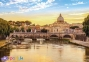 1500 ел. High Quality Collection - Вид на Базиліку Святого Петра, Рим / Clementoni 0