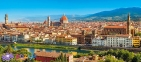 600 эл. - Панорама Флоренции / Castorland 0