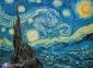 500 эл. Музейная Коллекция - Винсент Ван Гог. Звездная ночь / Clementoni 0