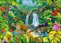 2000 эл. - Крис Хиетт. Тропический лес / MGL / Trefl 0