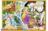 4 в 1 (35,48,54,70) ел. - Радісний день Принцес / Disney Princess / Trefl 3
