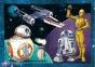 4 в 1 (54,80,104,104) эл. - Звездные войны. Эпизод IX. Почувствуй силу / Lucasfilm Star Wars Episode IX / Trefl 2