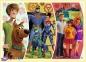 4 в 1 (35,48,54,70) эл. - Скуби-Ду и его друзья / Warner Scooby Doo - Scoob Movie / Trefl 4