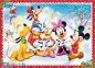 4 в 1 (35,48,54,70) ел. - Мишка Міккі та друзі. Різдвяний час / Disney Standard Characters / Trefl 4