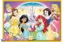 4 в 1 (35,48,54,70) ел. - Радісний день Принцес / Disney Princess / Trefl 2