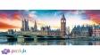 500 ел. Panorama - Біг Бен та Вестмінстерський палац, Лондон, Англія / Trefl 0