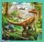 3 в 1 (20,36,50) ел. - Незвичний світ динозаврів / Trefl 2