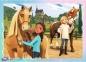 4 в 1 (35,48,54,70) ел. - Спірит: Стрибки на волі. Післяобідня прогулянка / DreamWorks Animation / Trefl 3