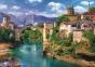 500 эл. - Старый мост в городе Мостар, Босния и Герцеговина / Fotolia / Trefl 0