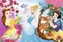 60 ел. - Запрошення на бал / Disney Princess / Trefl 0