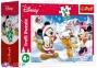 54 ел. Міні - Різдво з Мишкою Міккі / Disney Standard Characters / Trefl 3