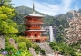 1000 эл. - Храм Сейганто-дзи, Вакаяма, Япония / Castorland 0