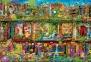 2000 эл. High Quality Collection - Эйми Стюарт. Сказочный книжный шкаф / Getty Images_L / Clementoni 0