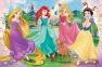 60 ел. - Улюблені Принцеси / Disney Princess / Trefl 0