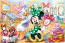 100 ел. - Мишка Мінні у салоні краси / Disney Minnie / Trefl 0